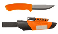 Mora Bushcraft Survival Orange by Mora of Sweden