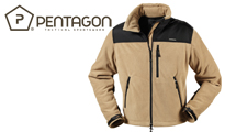 Поларено яке Pentagon BOJAN FLEECE JACKET by Pentagon