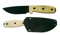 Ontario RAT-3 Black Sheath by Ontario Knife