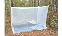 Мрежа против насекоми - Camp Mosquito Net Double  by The Ultimate Survival Gear