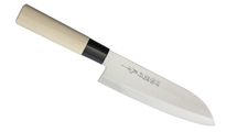 Due Cigni Santoku Maple Handle by Unknown