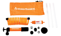 Филтър Aquamira WaterBasics™ Emergency Pump and Filter Kit by Aquamira
