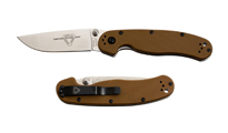 Ontario Rat II Folder 8860 CB by Ontario Knife