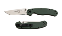 Ontario Rat II Folder 8860 OD by Ontario Knife