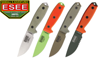 ESEE 3 SPECIAL COLORS by ESEE Knives