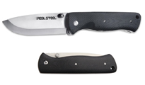 Real Steel Bushcraft Linerlock by Unknown