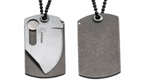 Boker Plus Dog Tag Knife by Boker