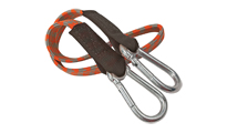 Платнена каишка с карабинери UST Klipp Strap Tie Down 18in by The Ultimate Survival Gear
