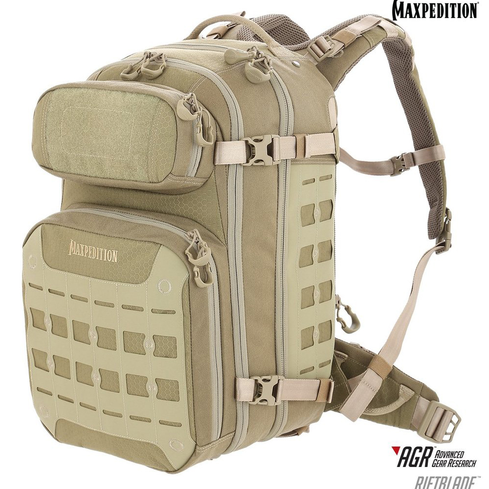 Maxpedition Riftblade™ CCW-Enabled Backpack 30L