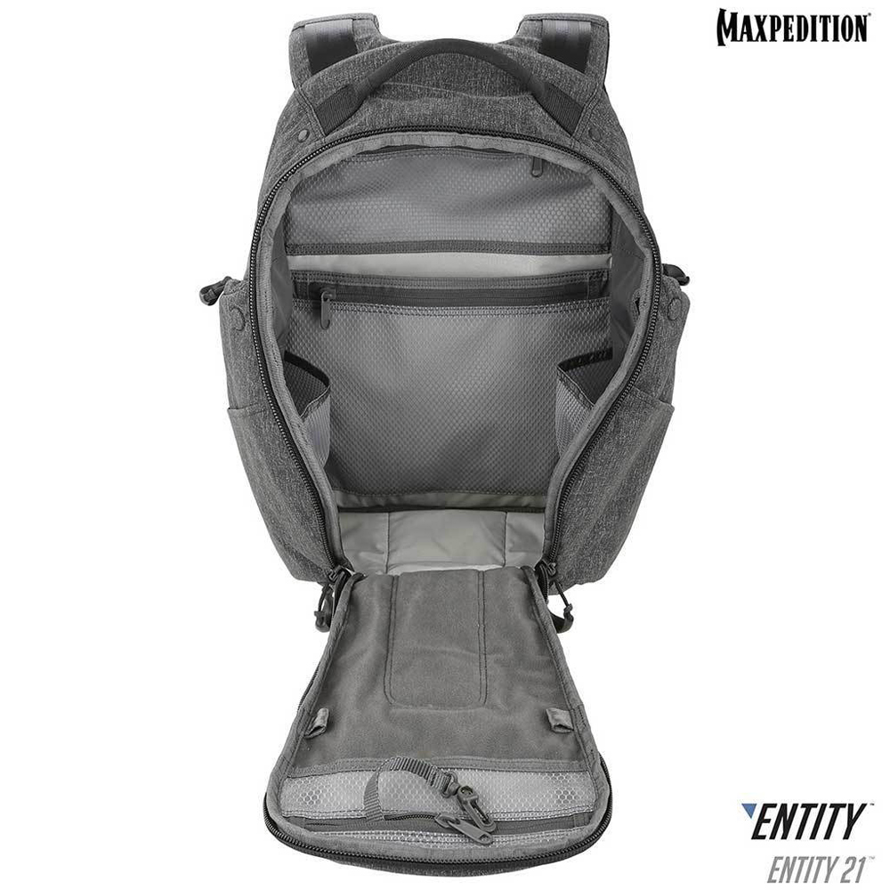 Maxpedition Entity 21™ CCW-Enabled EDC Backpack 21L