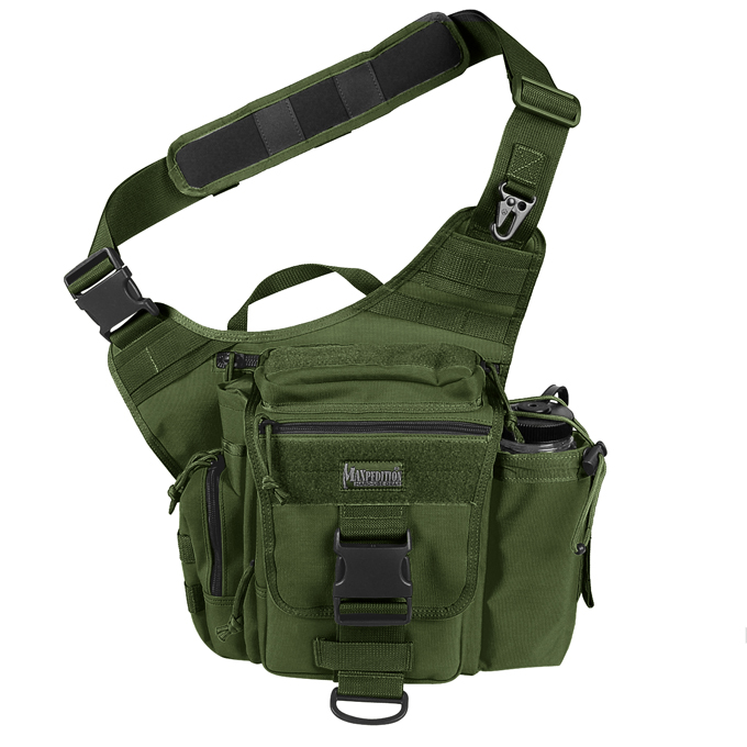 Maxpedition JUMBO S-TYPE VERSIPACK