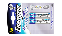 Батерии АА Energizer Ultimate LITHIUM by Energizer