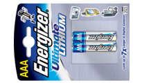 Батерии ААА Energizer Ultimate LITHIUM by Energizer