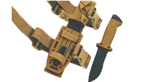 Gerber LMF II Infantry brown by Gerber