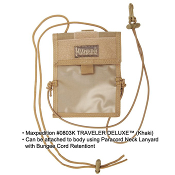 Maxpedition TRAVELER DELUXE™
