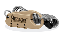 Maxpedition Steel Cable Lock by Maxpedition
