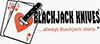 Blackjack Knives logo